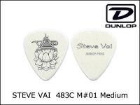 Jim Dunlop / 483C M#1 Steve Vaiモデル アーティストモデル Pick ピック