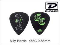 Jim Dunlop / 488C 0.88 BILLY MARTINモデル アーティストモデル Pick ピック