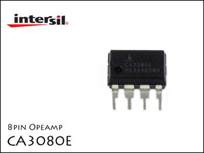 Intersil CA3080E オペアンプ