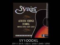 S.yairi ヤイリ アコギ弦 SY-1000XL 11-50 エクストラライトゲージ 【ネコポス(旧メール便)対応】