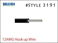 BELDEN Hook up Wire 12AWG 500ft