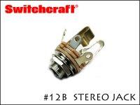 SWITCHCRAFT スイッチクラフト ステレオ・フォンジャック #12B