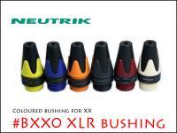 Neutrik / XXシリーズ用 カラーブッシング 5色 ノイトリック