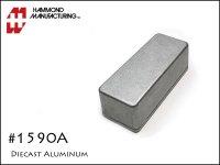 Hammond ハモンド 1590A アルミダイキャスト エフェクターケース