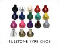 Fulltone タイプ/ Knob エフェクター用 ノブ