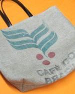 ドンゴロス・ジュートバッグ ※受注生産 - 納期 2〜3週間