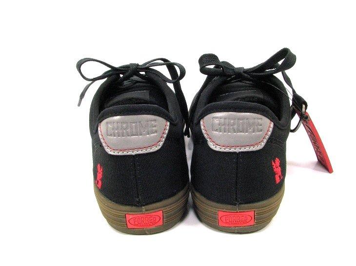 eaa027f9eb  MEN S MIRKO Color BLACK GUM Size US8 - CHROME -