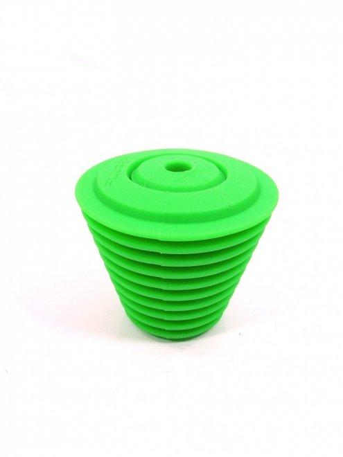 SILICON PLUGSize:H53mm・W63mm  Color:RASTA/GREEN/BLACK- PULSAR -