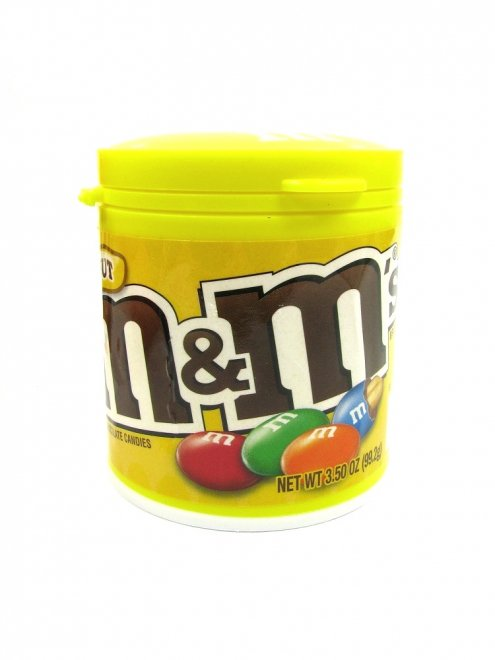 """""""M & M's""""SECRET CONTAINERSColor:YELLOW/RED    Size:H74mm・W65mm- SMOKER UNIVERSE -"""