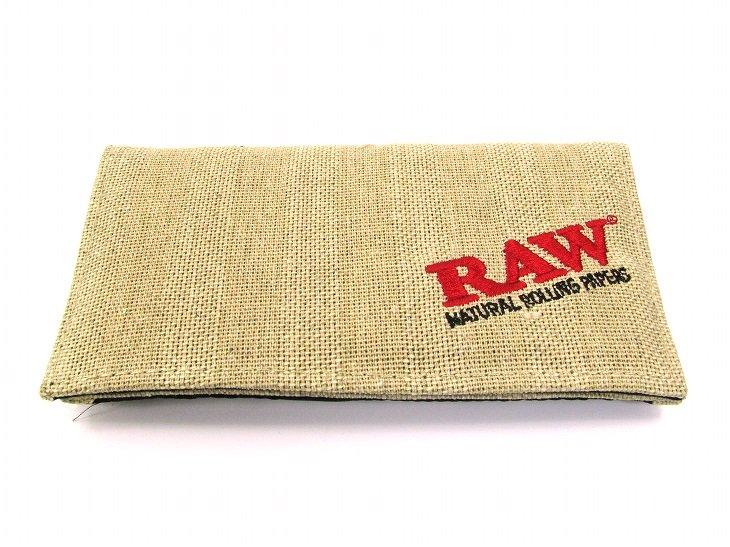 RAW® SMOKING WALLETColor:NATURAL   Size:F- RAW®  -