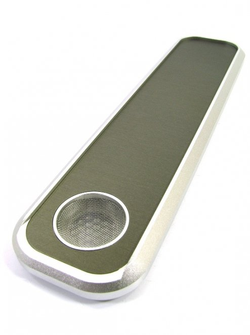 GENIUS™ PIPE CLASSICColor:SILVER TOP/SILVER BODY- GENIUS™ PIPE -