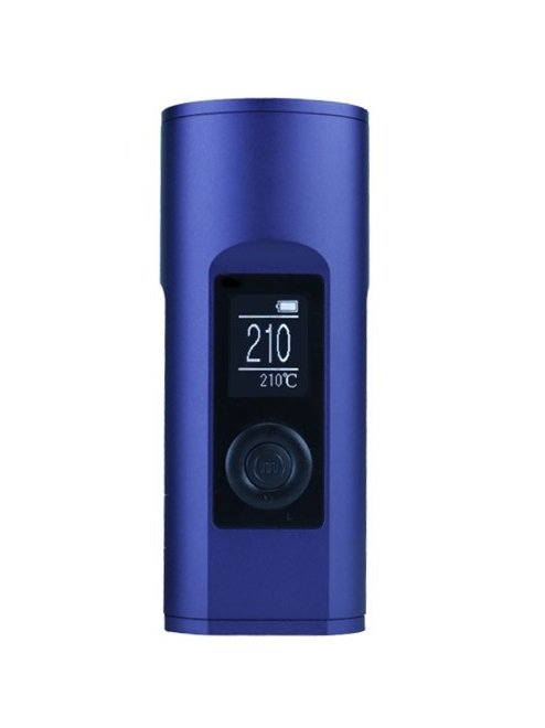 THE ARIZER SOLO II VAPORIZERDRY HERB バポライザーColor:MYSTIC BLUE   Size:ONE- ARIZER  -