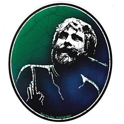 BRENT MYDLAND STICKER ステッカーColor:ONE    Size:縦14cm x 横12cm- USA STICKER -