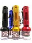 TOBACCO CHOPPER 電動グラインダーColor:BLACK/GOLD/RED/BLUE/SILVER   Size:縦15cm・直径4cm- CHOPPER -