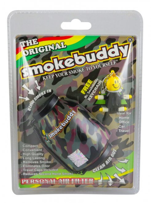SMOKEBUDDY ORIGINAL PERSONAL AIR FILT...