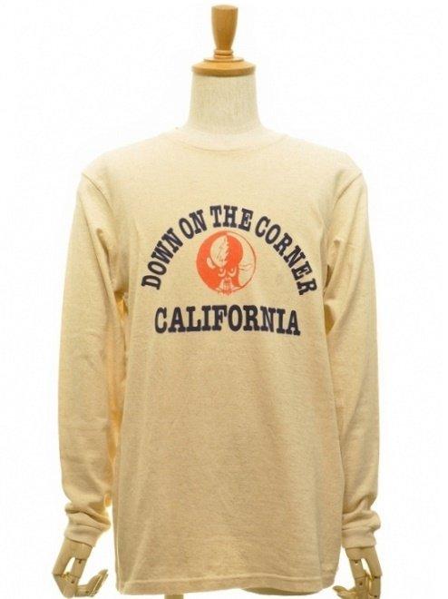 "【MEN'S】""CALIFORNIA LOGO w/SKOD..."