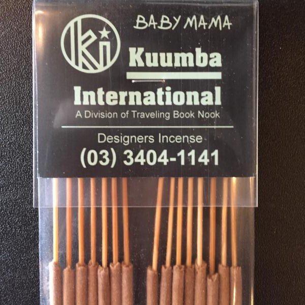 【Kuumba】クンバ 『BABY MAMA』レギュラーサイズ
