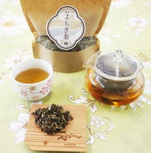よもぎ茶(焙煎仕上げ)