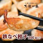 鉄なべ餃子 200個(50個入り×4)