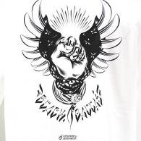 ◆RISE Tシャツ(ホワイト)