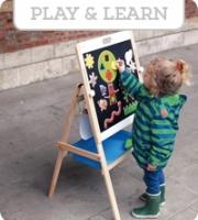 PLAY & LEARN