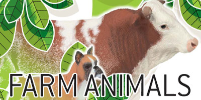 PAPO Farm Animals