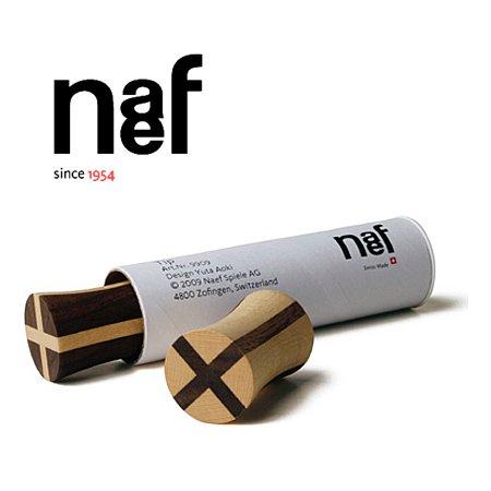【メール便可】[Naef ネフ社]木製コマ TIP 2個セット Tip