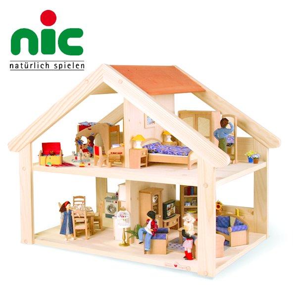 [nic ニック社]Bodo Hennig ボードヘニッヒ ドールハウス 人形の家 プリメラ
