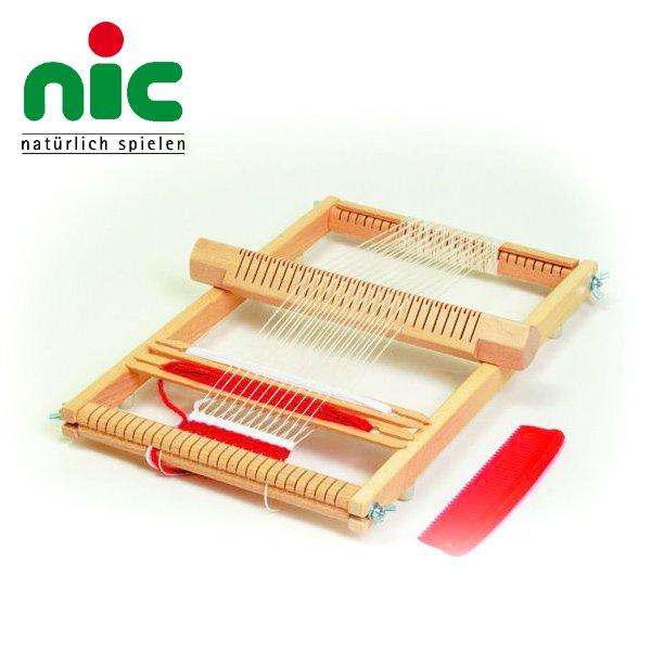 [nic ニック社]織り機 イネス 20cm巾