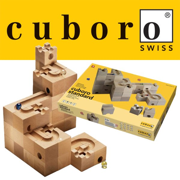 [cuboro キュボロ社/クボロ社]cuboro キュボロ スタンダード