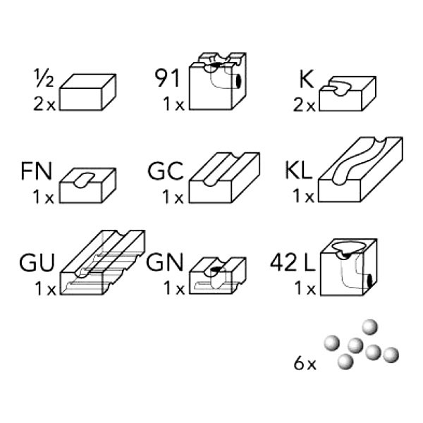 [cuboro キュボロ社/クボロ社]cuboro cugolino キュボロ クゴリーノ サブ