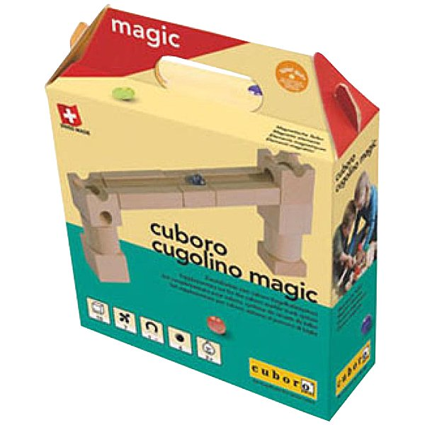 [cuboro キュボロ社/クボロ社]cuboro cugolino キュボロ クゴリーノ マジック