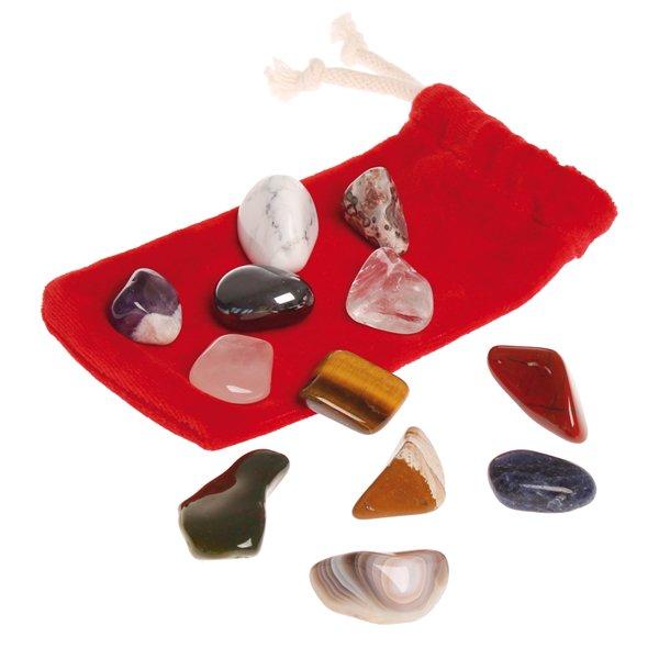 [Grimm's Spiel & Holz Design グリムス社]素敵な石のセット