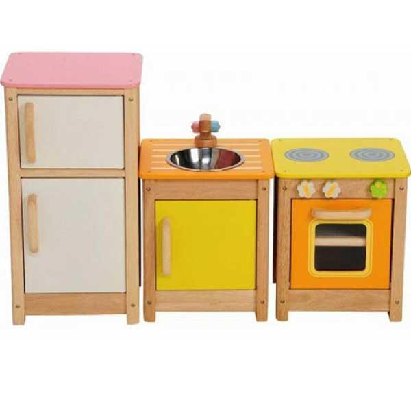 [I'm Toy アイムトイ] マイプレイキッチン オーブン 名入れセット