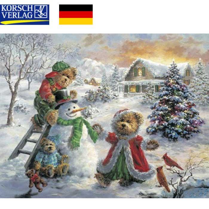 [Korsch Verlag社]アドベントポストスノ...