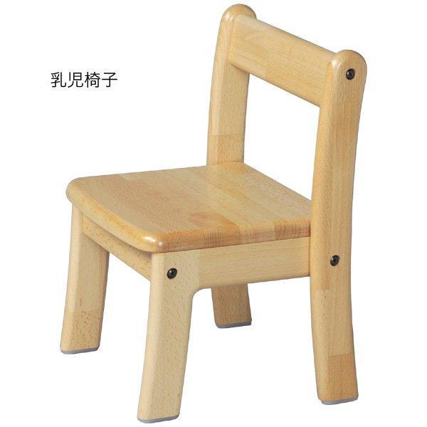 [ブロック社]角テーブル 120×60 丸脚と椅子6脚のセット