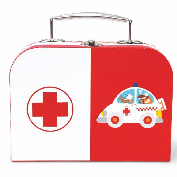 [Scratch スクラッチ]ドクターズ スーツケース