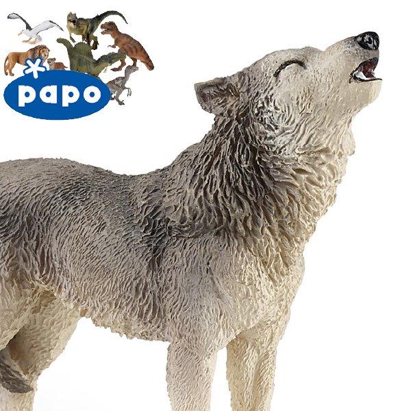 [PAPO パポ社]オオカミ(吠)