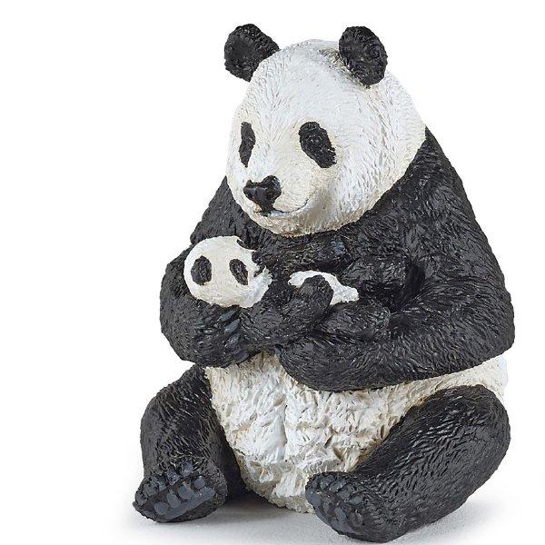 [PAPO パポ社]パンダの親子(座)