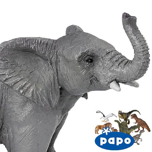 [PAPO パポ社]ゾウの子どもB