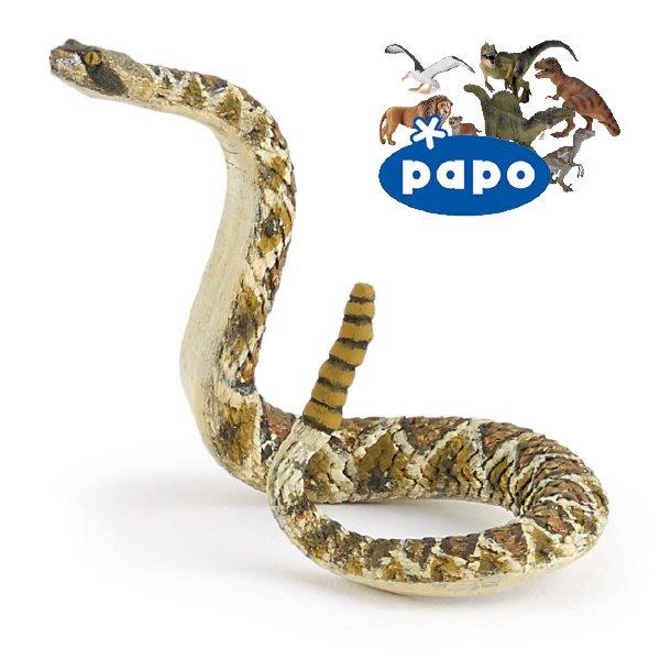 [PAPO パポ社]ガラガラヘビ