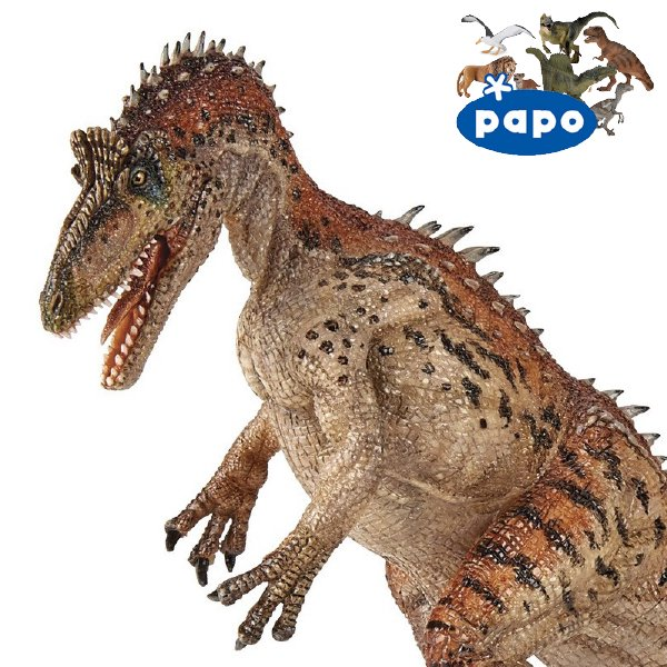 [PAPO パポ社]クリオロフォサウルス