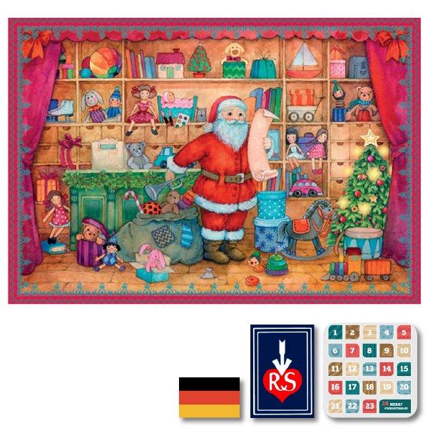 [Richard Sellmer Verlag]アドベントカレンダー プレゼントの準備