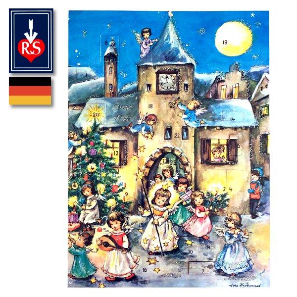 [Korsch Verlag社]アドベントカレンダー 天使のパレード