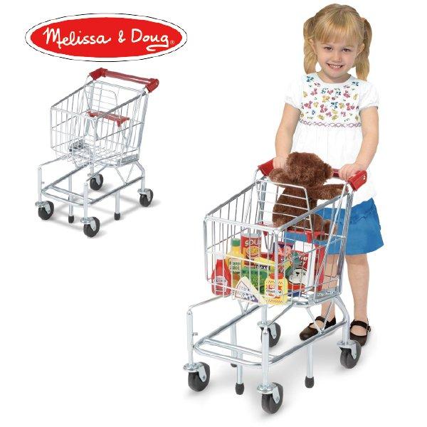 [Melissa & Doug メリッサ&ダグ]ショッピングカート おままごと
