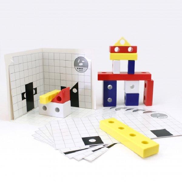 [SHAOOL シャオール]コロンブスのつみき 3Dパズルセット