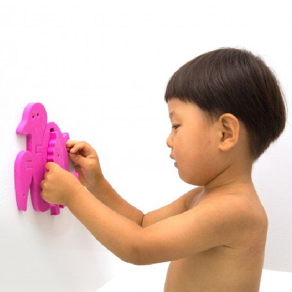 [SHAOOL シャオール]フローティック ぺんぎん バストイ お風呂のおもちゃ