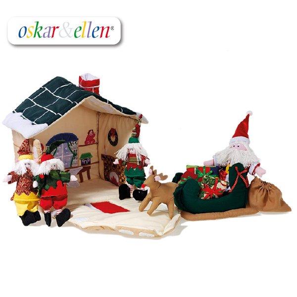 [Oskar & Ellen オスカー&エレン]サンタの家