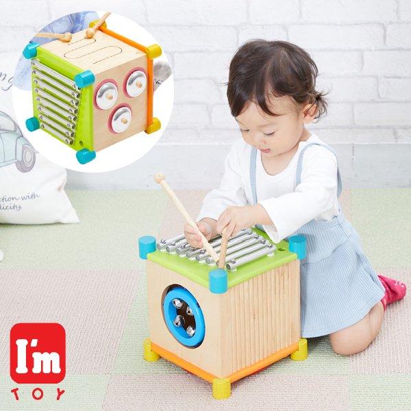 [I'm Toy アイムトイ]メロディーキューブ
