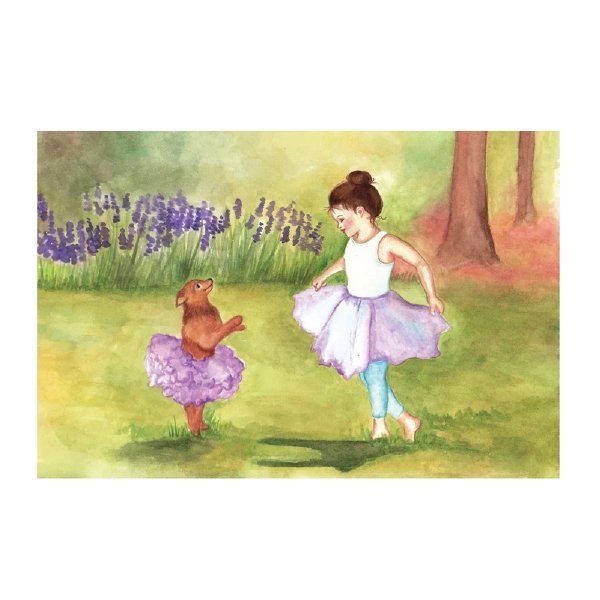 [Enchantmints エンチャントミンツ]オルゴール付きジュエリーボックス バレリーナ チュチュとドッグ